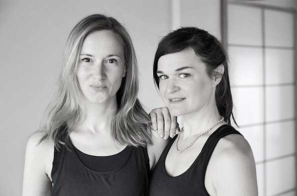 Daniela Bläsing und Ruth Antons